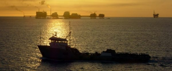 Shell начинает первую в истории  добычу нефти в Мексиканском заливе