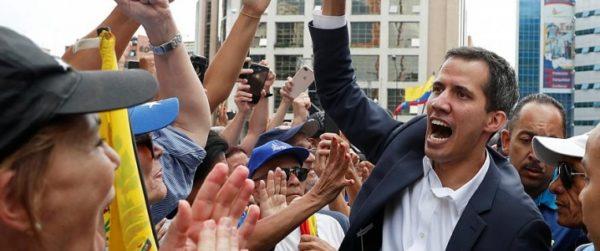 Лидер оппозиции Венесуэлы объявляет «последний этап» в плане правительственных изменений