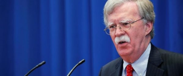Болтон обвиняет Иран в саботаже нефтяных танкеров у побережья ОАЭ