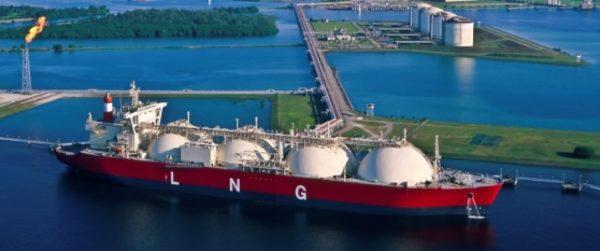Экспорт природного газа США в Европу за девять месяцев вырос почти на 300%