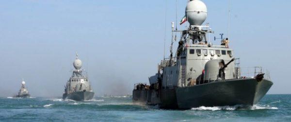 Военно-морские силы США: осколки мин указывают на Иран в атаках нефтяных танкеров