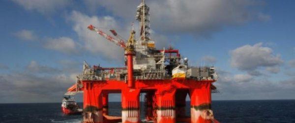 В первом квартале 2019 добыча нефти в Великобритании выросла на 9%