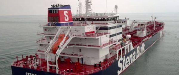 Иран: конфискованный британский нефтяной танкер является отдельной проблемой в Гибралтаре