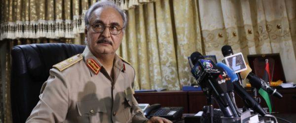 Хафтар повышает военную безопасность на крупнейшем нефтяном месторождении Ливии