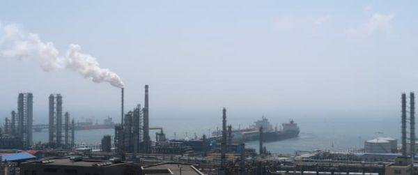 Импорт сырой нефти в Китай в июне вырос