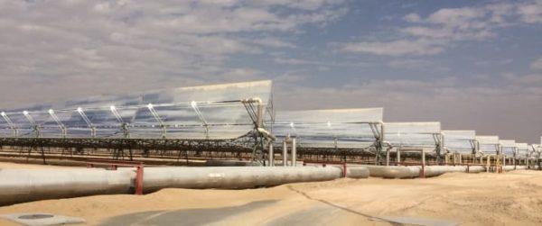 ОАЭ запускает крупнейшую солнечную ферму