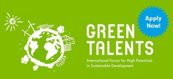 Научно-исследовательские институты Германии посетят лауреаты Green Talents Competition