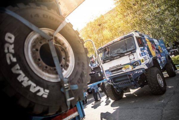 Шины производства KAMA TYRES с честью выдержали все испытания ралли «Шелковый путь – 2019»