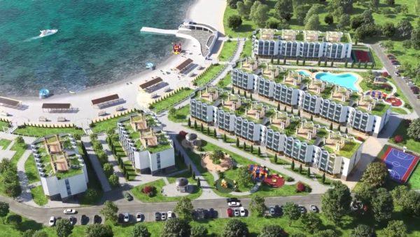 Курортная недвижимость на берегу моря в Севастополе — комплекс Адмиральская Лагуна