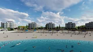 Апартаменты у моря в Севастополе — комплекс «Адмиральская лагуна»