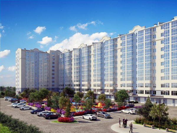 В Феодосии открыты продажи третьей очереди строительства ЖК «Кристалл»