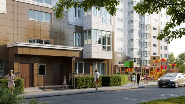 Квартиры в ЖК Горизонт будут распроданы до окончания строительства