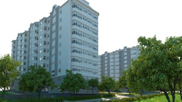 ЖК Лесной на 250 квартир построят в новом развивающемся районе Севастополя