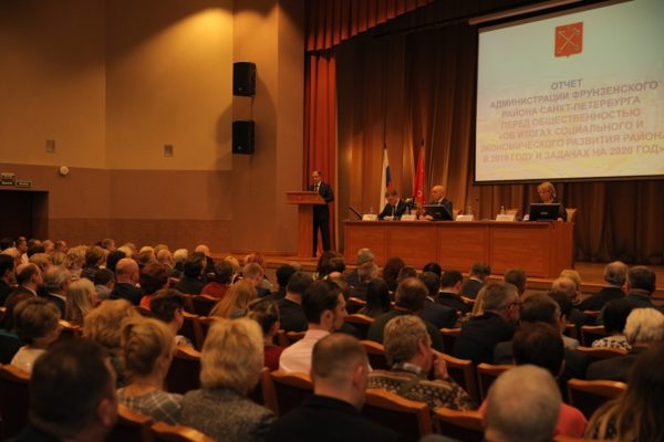 Михаил Романов отметил положительные изменения, произошедшие во Фрунзенском районе в 2019 году