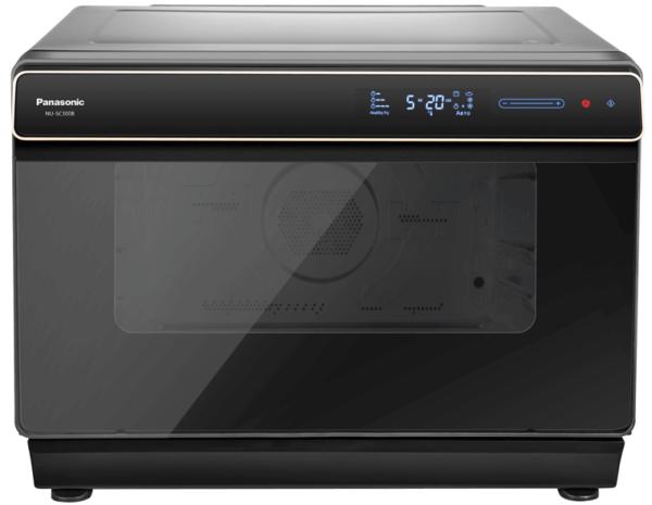 Panasonic представляет новую паровую конвекционную печь NU-SC300 для поклонников здорового питания
