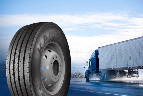 ЦМК шины КАМА NF 202 обеспечивают высокие сцепные характеристики