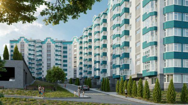 Наблюдается рост спроса материковых инвесторов на квартиры в ЖК «Семейный» в Алуште