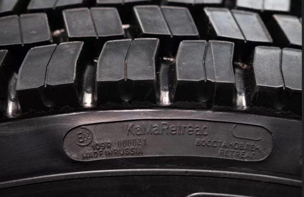 KAMA TYRES и Казанский МЭЗ тестируют восстановленные шины