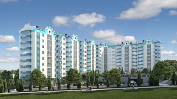 ЖК Семейный: море, горы и Крым — посмотри со своего балкона!