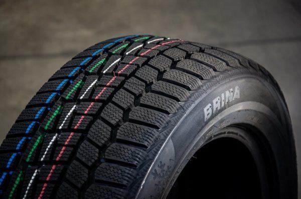 Viatti Brina стали лучшими среди зимних нешипуемых шин