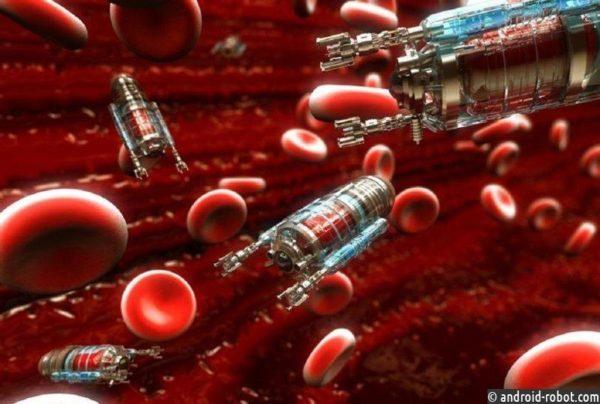 Клеточные нанороботы очищают кровь от бактерий и токсинов