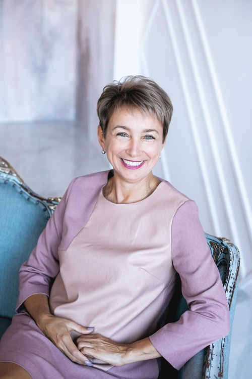 Татьяна Чурсина: «Я лечу душой»