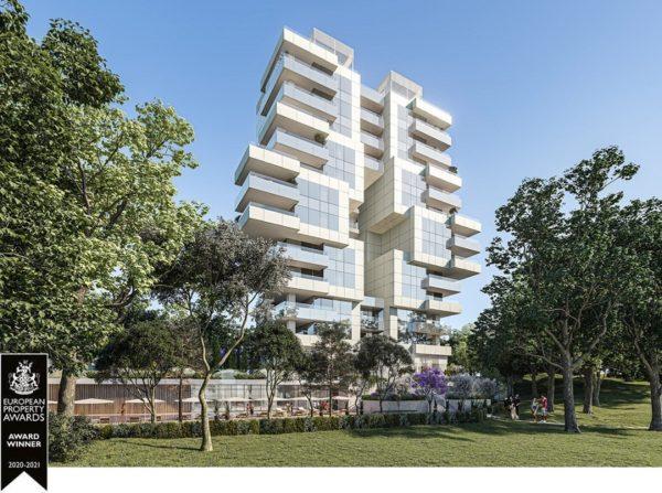 Девелоперский проект Symbol Residence Елены Батуриной удостоен премии European Property Awards 2020
