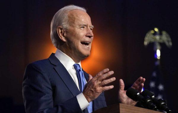Кандидат от демократов Джо Байден обеспечил себе победу на выборах президента США,