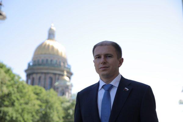 Михаил Романов поздравил петербуржцев с Днем народного единства