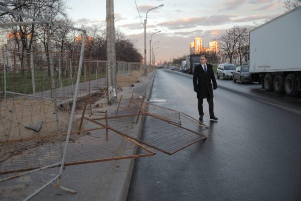 Михаил Романов обратился в Генеральную прокурору РФ с просьбой проверить недобросовестного подрядчика, оставившего тротуары во Фрунзенском районе Санкт-Петербурга в аварийном состоянии