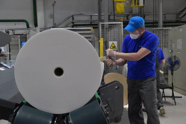 Соответствие сертификации качества по международному стандарту ISO подтвердила НЕТКАНИКА
