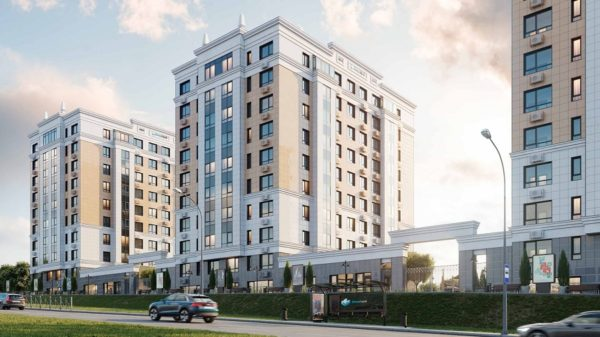 Клубный дом «Континенталь» - последние квартиры в районе Парка Победы