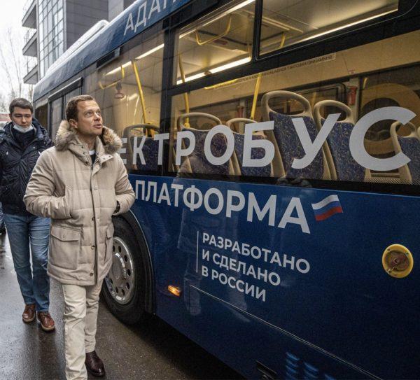Разработку для повышения энергоэффективности электробусов представили в ИТЭЛМА