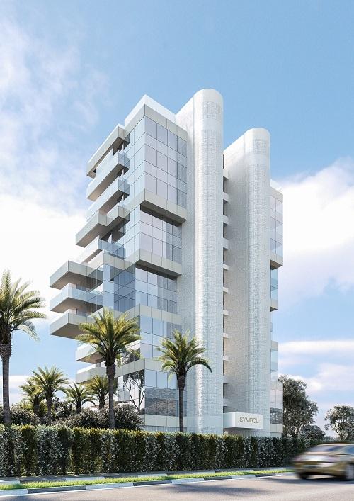 Завершился знаковый этап строительства ЖК SYMBOL Елены Батуриной на Кипре