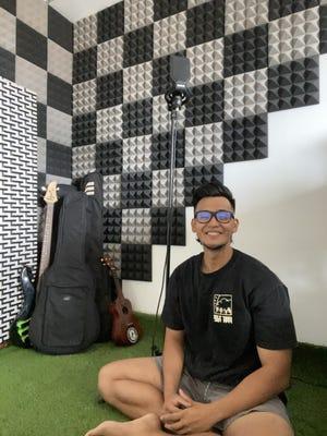 Гуамский музыкант JED открывает студию звукозаписи