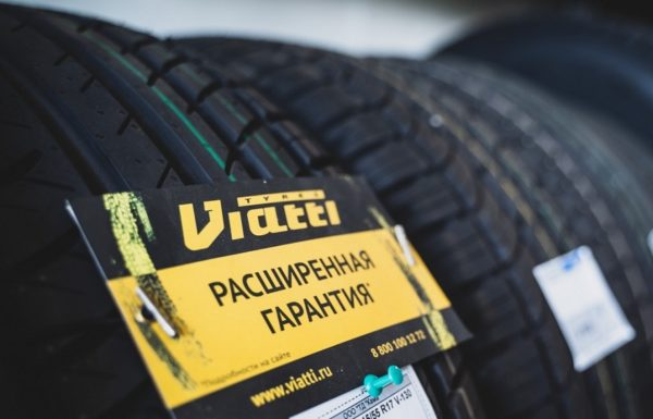 Зимние шины Viatti заняли второе место в рейтинге «ЗнайАвто.ru»