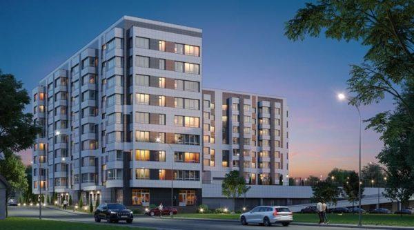 ГК ИнтерСтрой открыла продажи новых квартир в ЖК Симфония в Симферополе