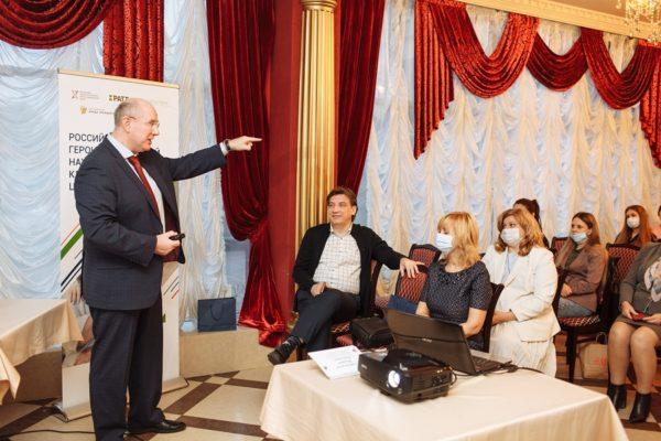 В Барнауле прошло выездное совещание о ходе реализации проекта «Модель наставничества в первичном звене здравоохранения в интересах граждан пожилого и старческого возраста»